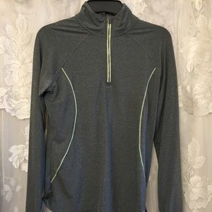 Spalding Athletic quarter zip